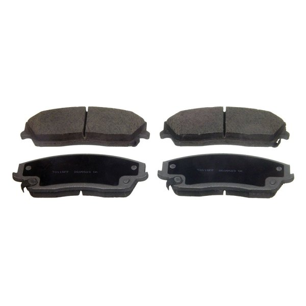 Wagner Qc1056 - Thermoquiet Ceramic Front Disc Brake Pads