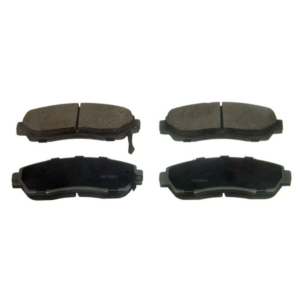 Wagner Qc1089 - Thermoquiet Ceramic Front Disc Brake Pads