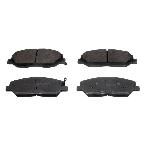 Wagner Qc1202 - Thermoquiet Ceramic Front Disc Brake Pads
