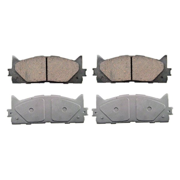 Wagner Qc1293 - Thermoquiet Ceramic Front Disc Brake Pads