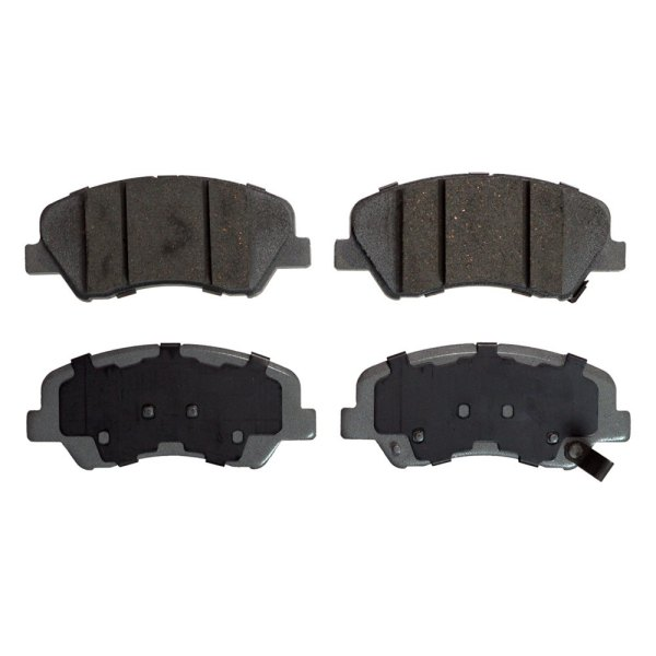 Wagner Qc1593 - Thermoquiet Ceramic Front Disc Brake Pads