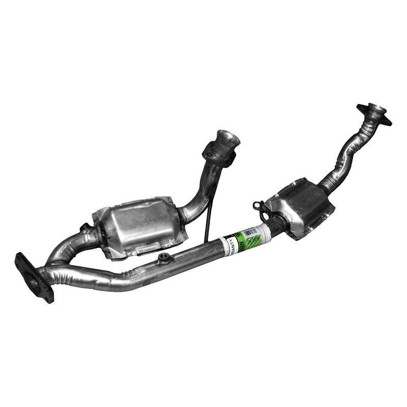 1998 Ford windstar catalytic converter