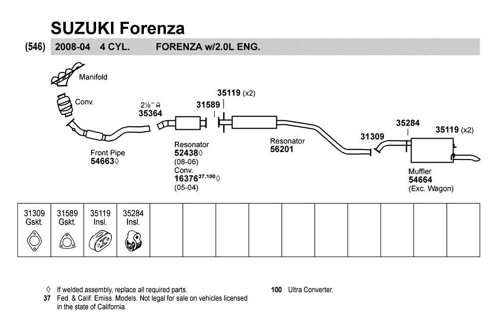 2004 suzuki forenza wiring diagram