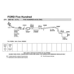 2005 Ford Five Hundred Stereo Wiring Diagram Nest 3rd Generation Video 2007 Parts - Ampatk