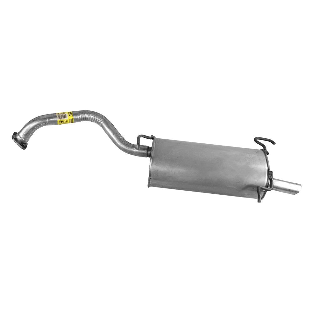 hight resolution of  quiet flow exhaust muffler and pipe