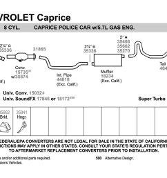 replacement exhaust kit  [ 1500 x 1000 Pixel ]
