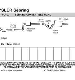 2002 chrysler sebring engine diagram schematics wiring data u2022 2005 chrysler front suspension diagram 2004 [ 1500 x 1000 Pixel ]