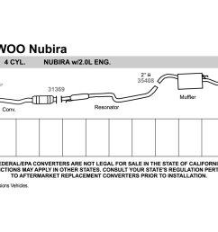 2002 daewoo leganza exhaust diagram smart wiring diagrams u2022 2000 chevy cavalier exhaust diagram 2000 [ 1500 x 1000 Pixel ]