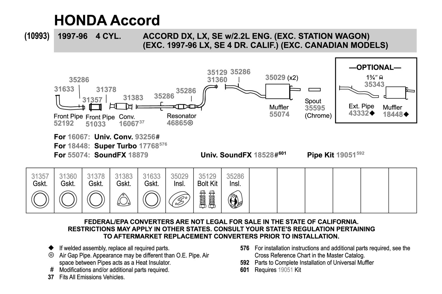 1997 honda accord parts diagram 110 volt wiring diagrams walker stainless steel round