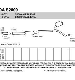 walker high temperature graphite with steel core 3 bolt exhaust pipe flange gasketwalker replacement exhaust kit schemewalker replacement exhaust  [ 1500 x 1000 Pixel ]