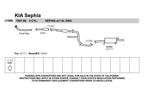 small resolution of 1997 kia sephia exhaust diagram product wiring diagrams u2022 radio wiring diagram for 2002 kia