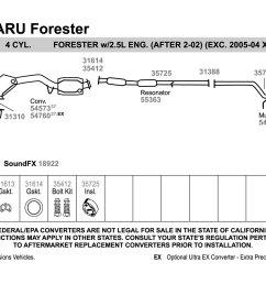 walker 18922 soundfx aluminized steel oval direct fit exhaust 2002 pathfinder exhaust diagram exhaust diagram walker [ 1500 x 1000 Pixel ]