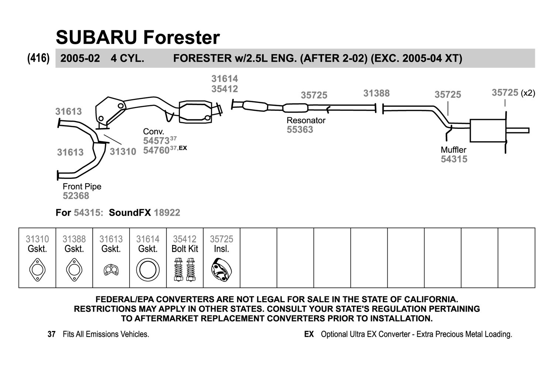 hight resolution of exhaust diagram walker wiring diagram yer walker exhaust system diagram