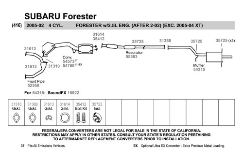 small resolution of exhaust diagram walker wiring diagram yer walker exhaust system diagram
