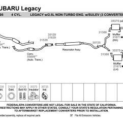 2002 Subaru Outback Exhaust Diagram Mov Wiring Baja O2 Sensor Alternator