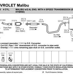 malibu exhaust diagram wiring diagram forward 2010 malibu exhaust diagram 2010 malibu exhaust diagram [ 1500 x 1000 Pixel ]