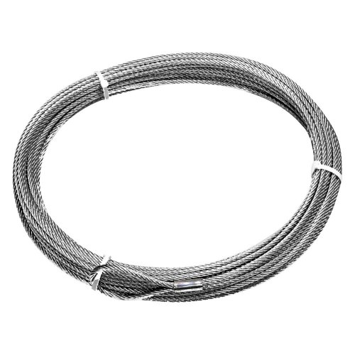 small resolution of warn wire rope assy