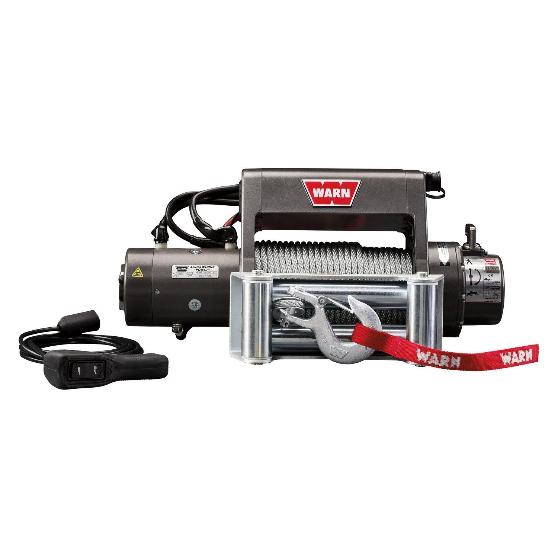 wiring diagram warn winch remote 2000 honda civic vacuum 8 000 lbs 9 999 xd9000i series self recovery