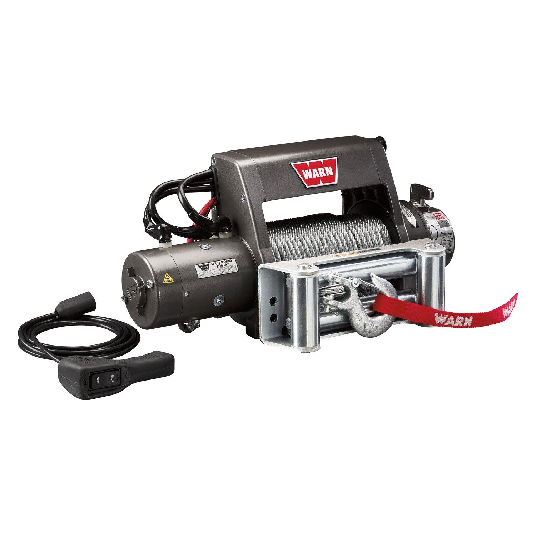 warn winch wiring diagram xd9000i bodine b100 emergency ballast 8 000 lbs 9 999 series self recovery