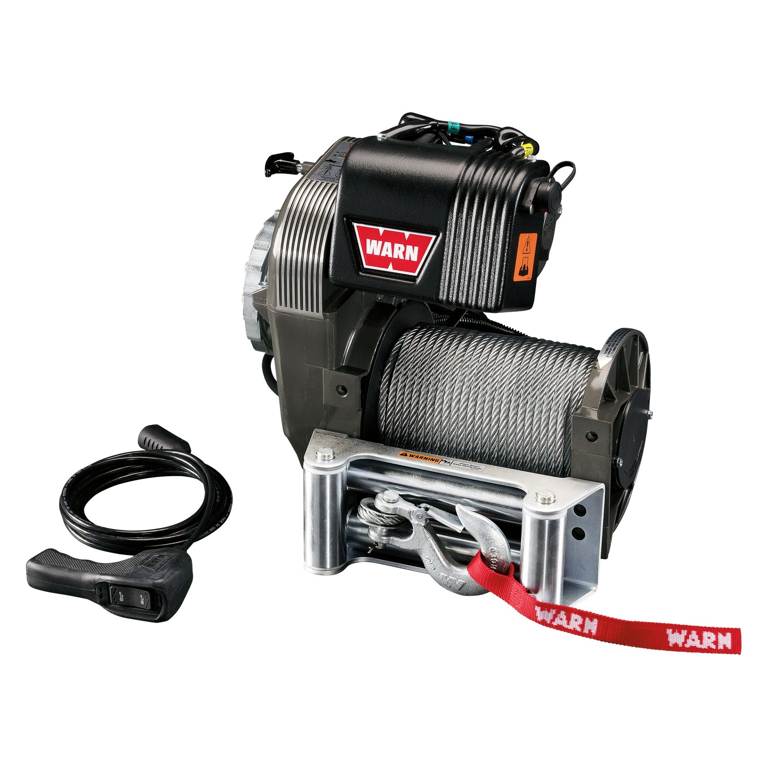 warn winch 2002 gmc envoy stereo wiring diagram 8 000 lbs m8274 50 series self recovery electric