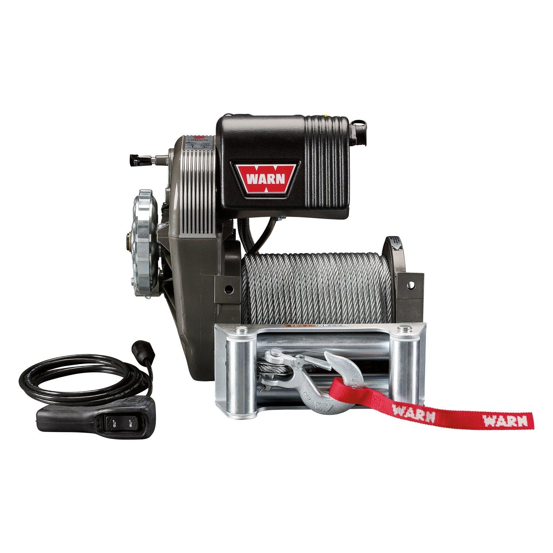 warn winch th400 wiring diagram 38631 8 000 lbs m8274 50 series self recovery