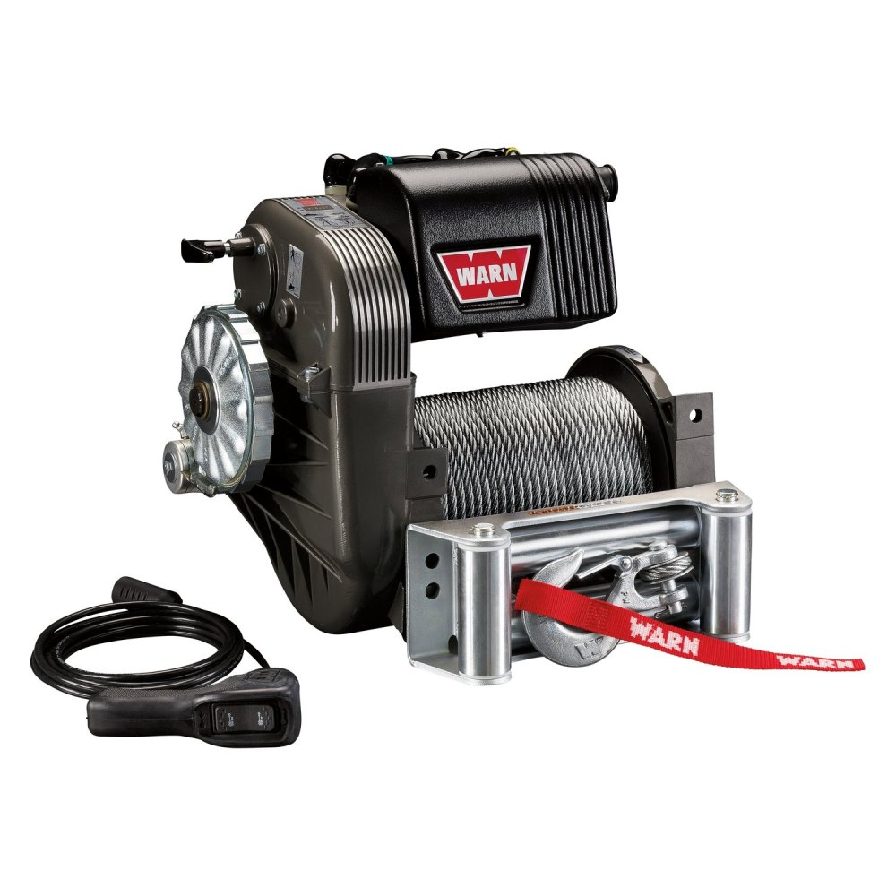 medium resolution of  winch with wire ropewarn winch with wire rope