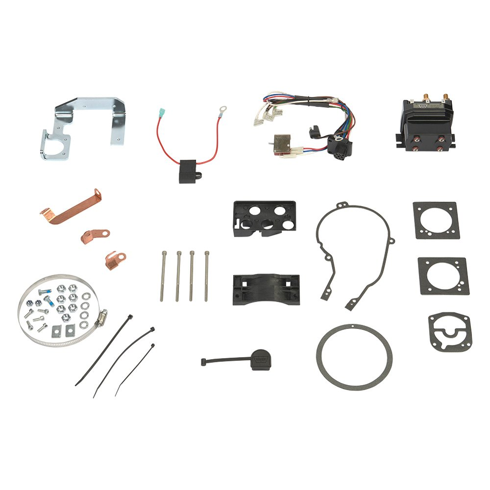 WARN 91818 Contactor Kit for PowerPlant 9.5 & 12 Winches