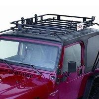 Warrior - Jeep Wrangler 1997 Safari Sport Rack