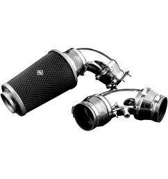 weapon r secret weapon air intake system [ 1500 x 1500 Pixel ]