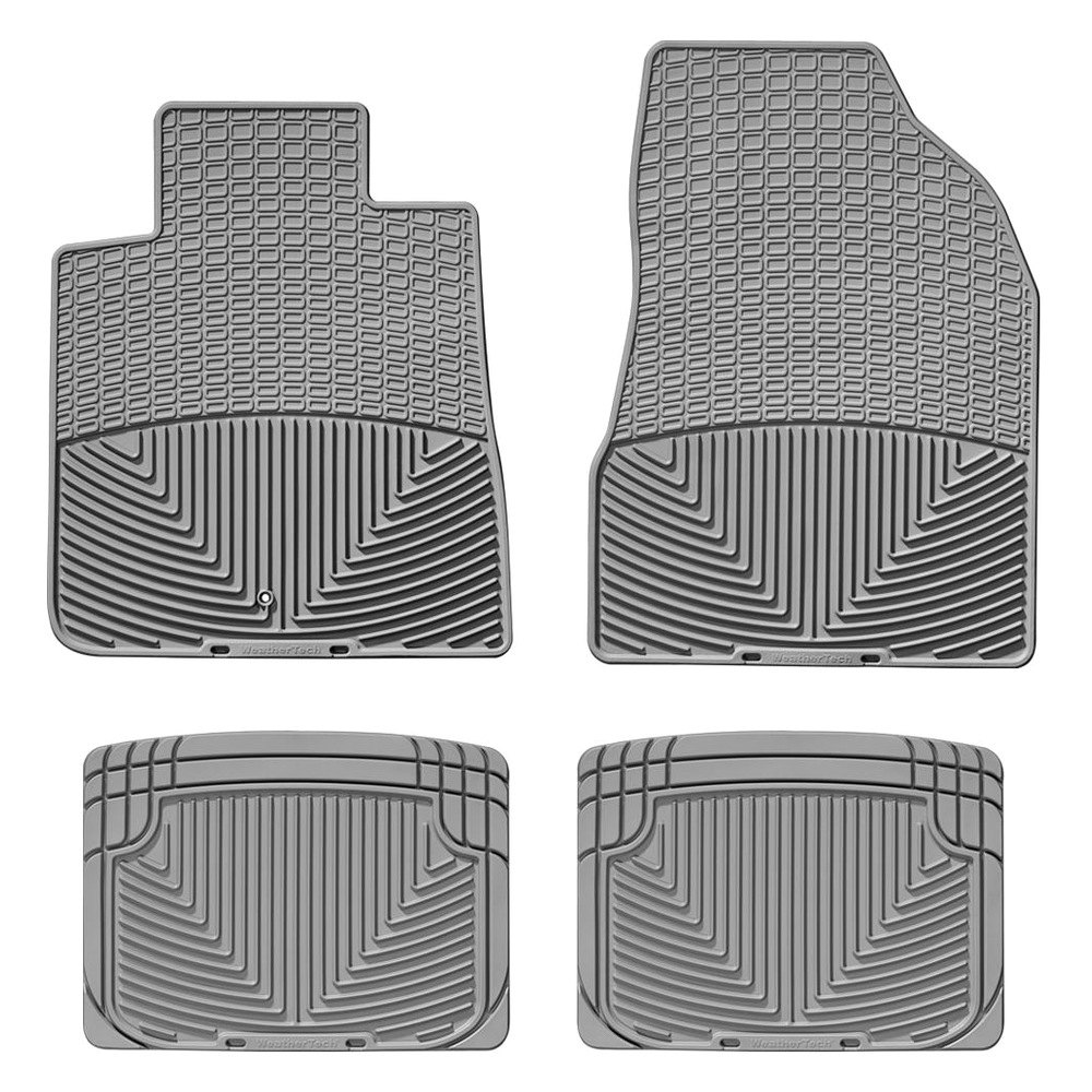WeatherTech  GMC Acadia Limited With 2nd Row Center