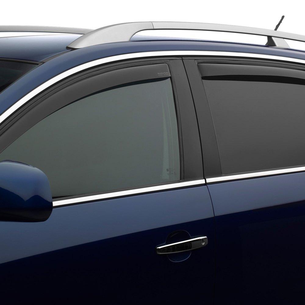 WeatherTech Ford Explorer 2014 In Channel Side Window