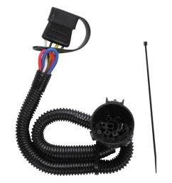 westin towing wiring harness [ 1500 x 1500 Pixel ]