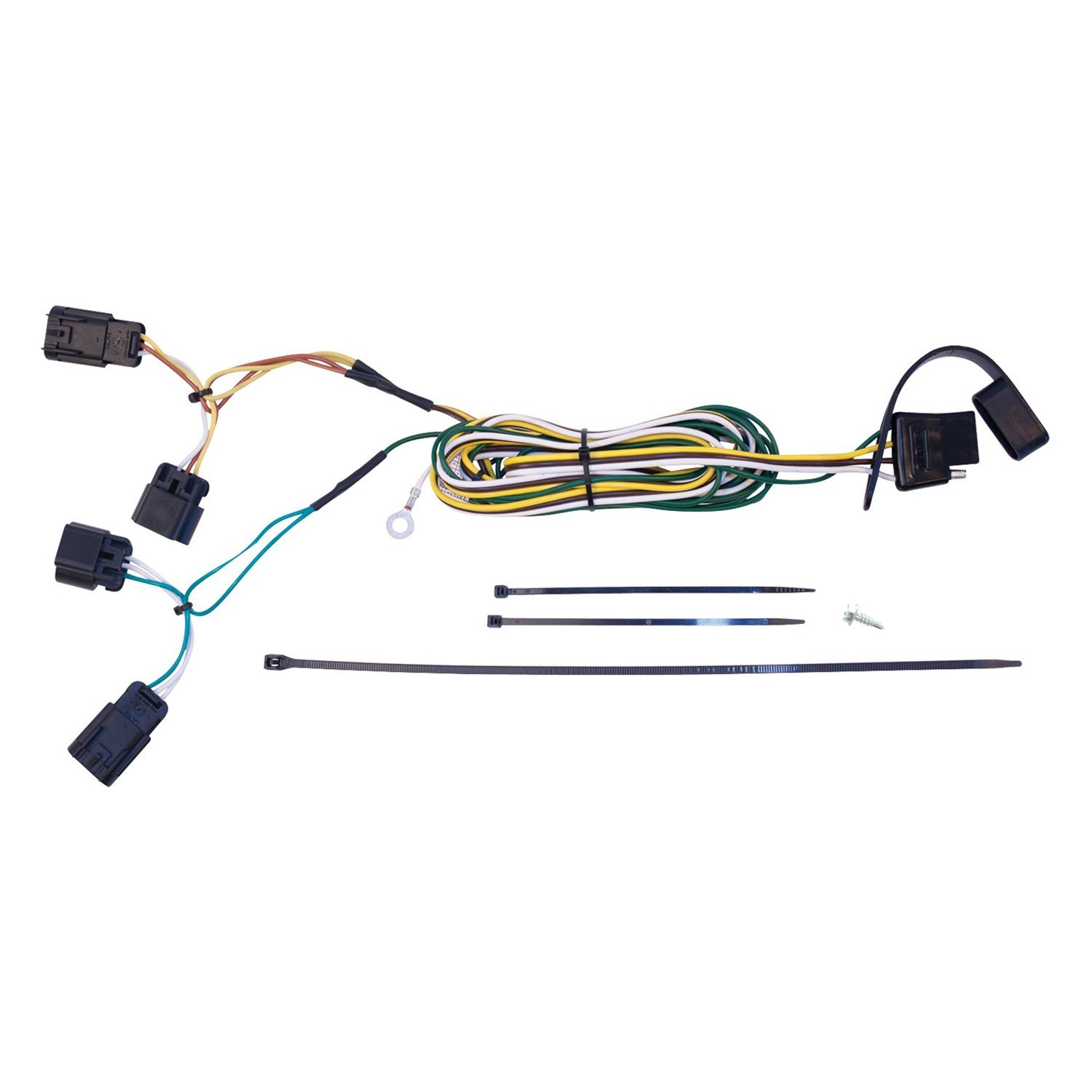 hight resolution of details about for buick enclave 2008 2012 westin 65 60067 towing wiring harness
