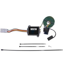 details about for honda pilot 2003 2008 westin towing wiring harness [ 1500 x 1500 Pixel ]