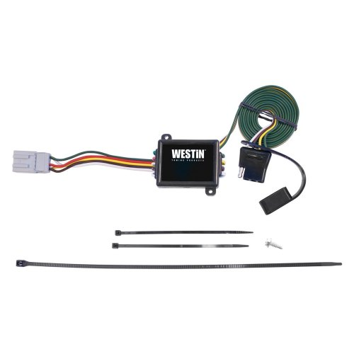 small resolution of details about for honda pilot 2003 2008 westin towing wiring harness