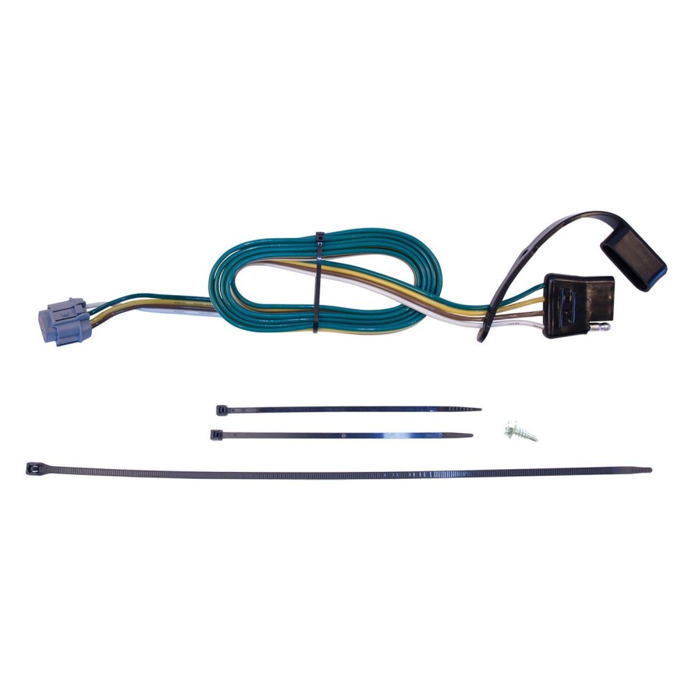 medium resolution of for nissan frontier 2005 2017 westin towing wiring harness