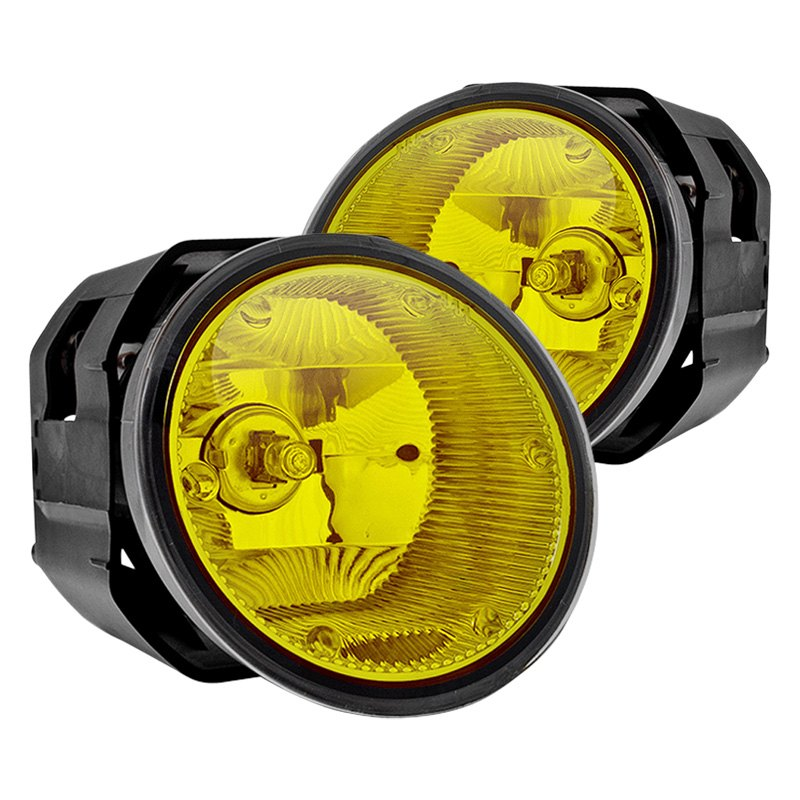 Yellow Fog Lamps