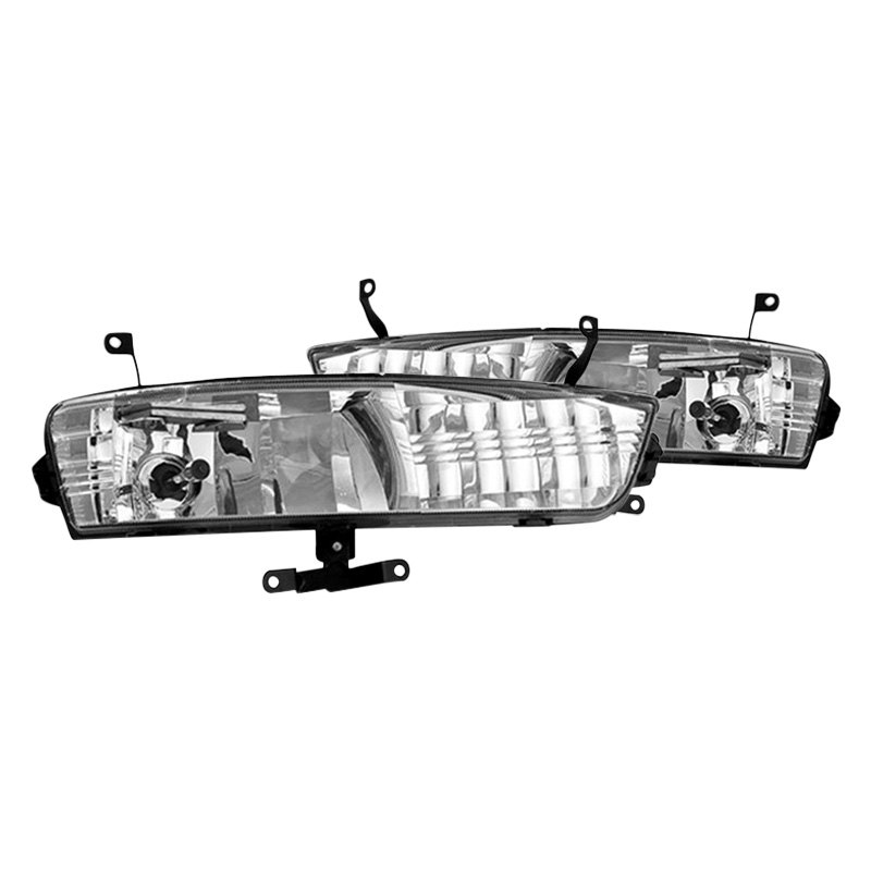 For Hyundai Accent 2007-2011 Winjet Factory Style Fog