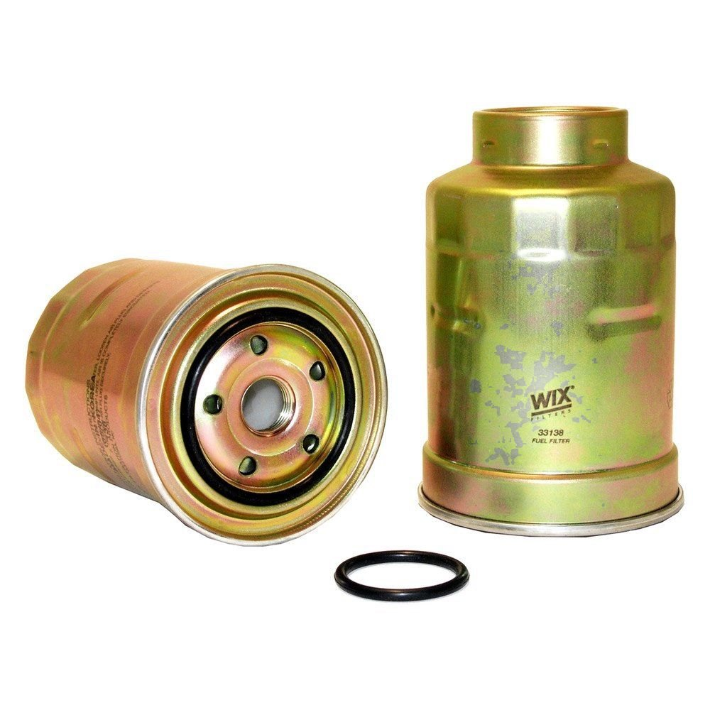 hight resolution of wix spin on fuel filter