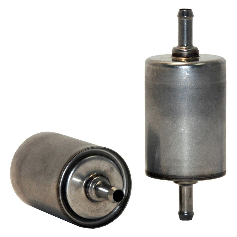 Motorcycle Inline Fuel Filter Wix 174 33482 Complete In Line Fuel Filter