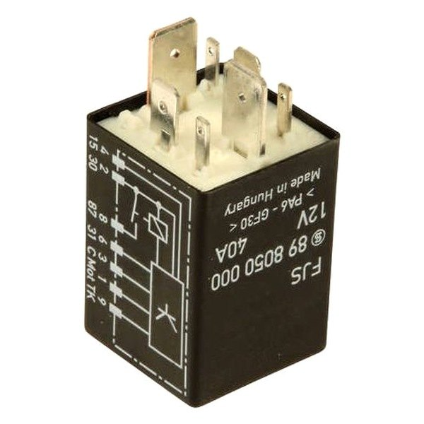 Fuel Pump Relay Switch