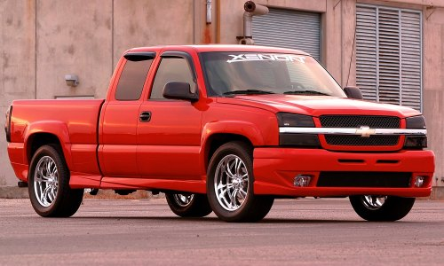 small resolution of xenon body kit chevy silverado