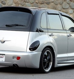 xenon body kit chrysler pt cruiser [ 1500 x 900 Pixel ]