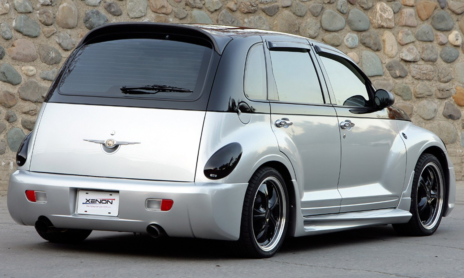 hight resolution of xenon body kit chrysler pt cruiser