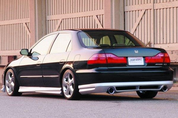 Xenon - Honda Accord 4 Doors 2001 Body Kit