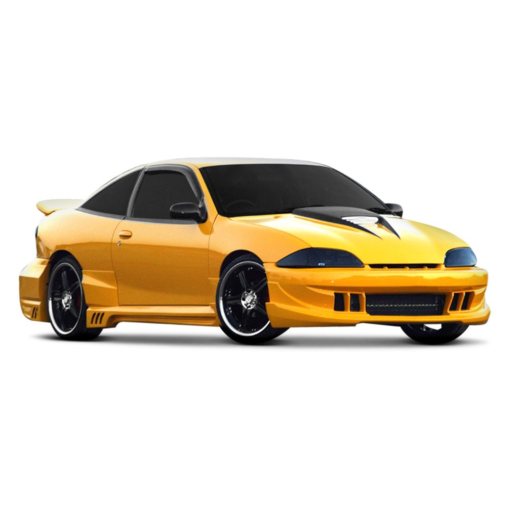 medium resolution of for chevy cavalier 1995 1999 xenon 11270 body kit unpainted