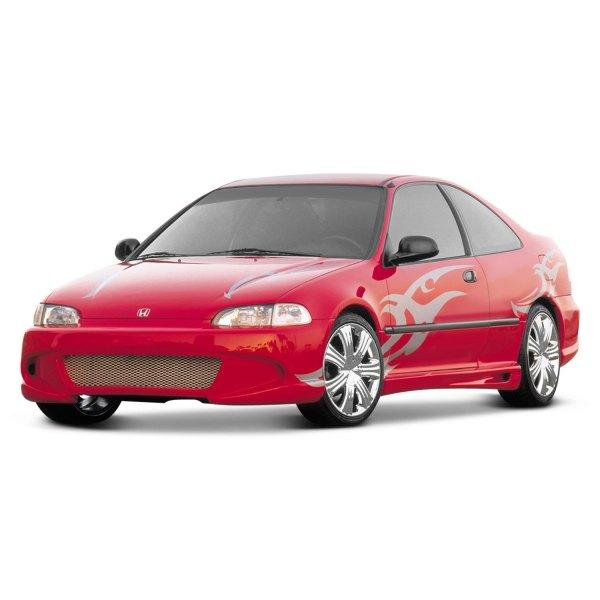 Xenon - Honda Civic 1995 Side Skirts