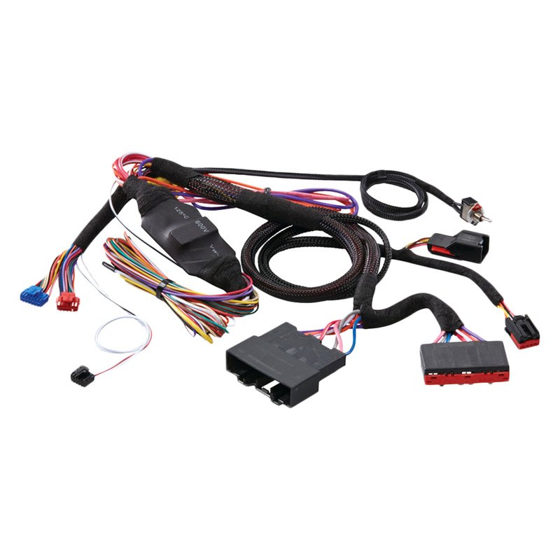 Remote Starter Wiring Harness