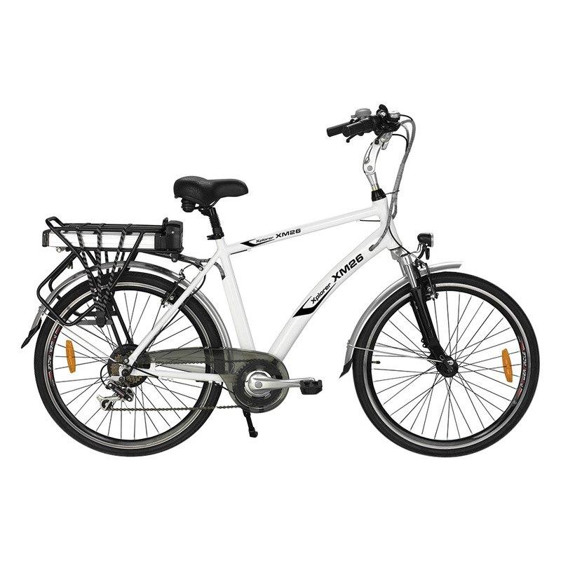Electric Bike: Yukon Trail Electric Bike