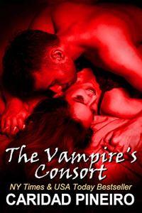 The Vampire's Consort Erotic Paranormal Romance